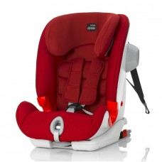 BRITAX Advansafix III  SICT - Flame Red