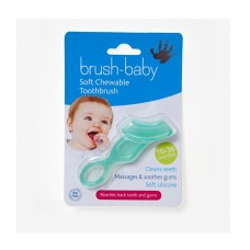 Brush Baby Chewable Toothbrush & Teether
