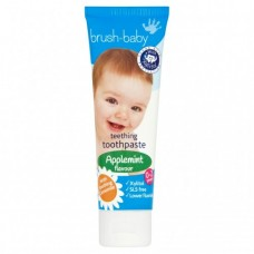 Brush Baby - Baby Teething ToothPaste (0-2 Years old)