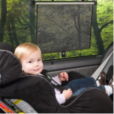 THE FIRST YEARS Adjust & Lock Car Shades (2pk)