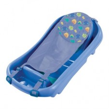 THE FIRST YEARS  Delux Newborn To Toddler Tub - Blue