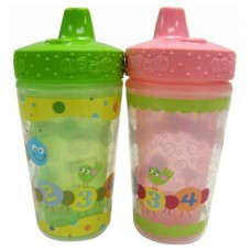 THE FIRST YEARS ABC Fun Insulated Sippy Cup