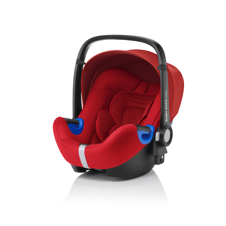 BRITAX BABY-SAFE i-SIZE - Flame Red