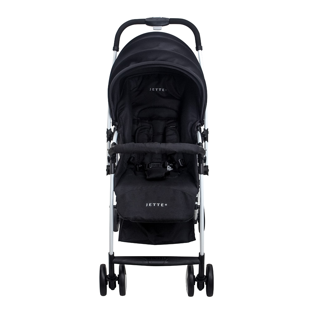 JETTE Jimmy Stroller - Black