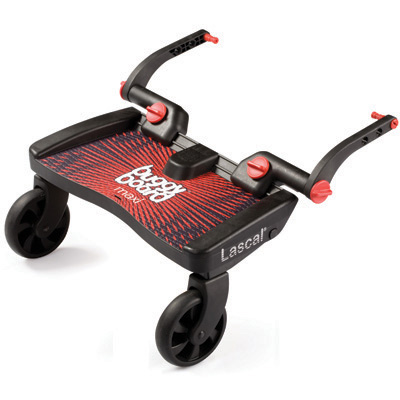 LASCAL Buggy Board Maxi (Red)